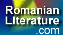 RomanianLiterature.com - Home to Romanian writers on the Internet